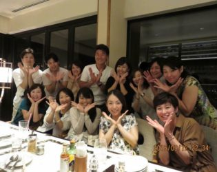 NLP沖縄合宿2016 打ち上げ